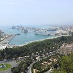 Вид на гавань
